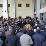 Kazada hayatını kaybeden Akif Akbaş için çalıştığı Sungurlu Devlet Hastanesi'nde tören düzenlendi. | Sungurlu Haber