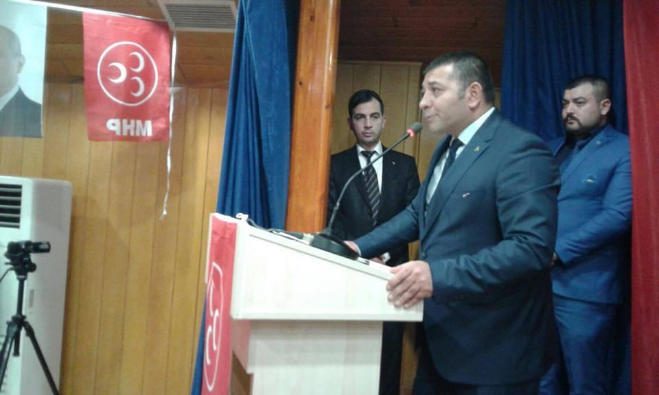 Milliyetçi Hareket Partisi (MHP) Sungurlu İlçe Başkanlığı 2018 yılının ilk istişare toplantısını yaptı. | Sungurlu Haber