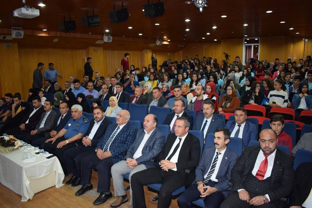 15 Temmuz Şehitleri ve Şehit Akif Kapaklı´yı Anma Programı Düzenlendi » Sungurlu Haber