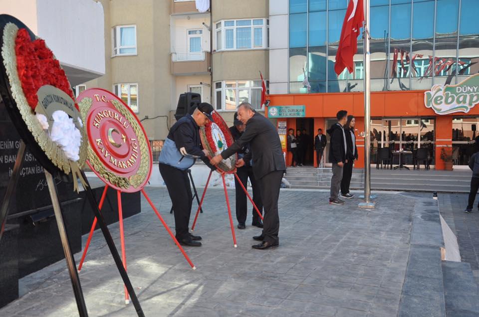Cumhuriyetimizin kuruluşunun 95. yıldönümünde 29 Ekim Cumhuriyet Bayramı, Sungurlu'da etkinliklerle kutlanıyor. | Sungurlu Haber