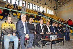 Türkiye 1. Voleybol Liginde mücadele eden Sungurlu Belediyespor kendi evinde ağırladığı Haliliye Belediyespor'a 3-0 yenilerek ligdeki 6. mağlubiyetini aldı. | Sungurlu Haber