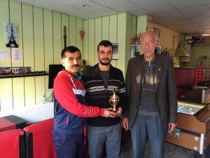 Sungurlu'da 24 Kasım Öğretmenler Günü münasebetiyle öğretmenler arası PES Turnuvası düzenlendi. | Sungurlu Haber