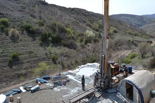 İzmir merkezli bir firma, Çorum Boğazkale'deki kendisine ait maden sahasında Türkiye'nin en büyük bakır rezervlerinden birini ortaya çıkardı. | Sungurlu Haber