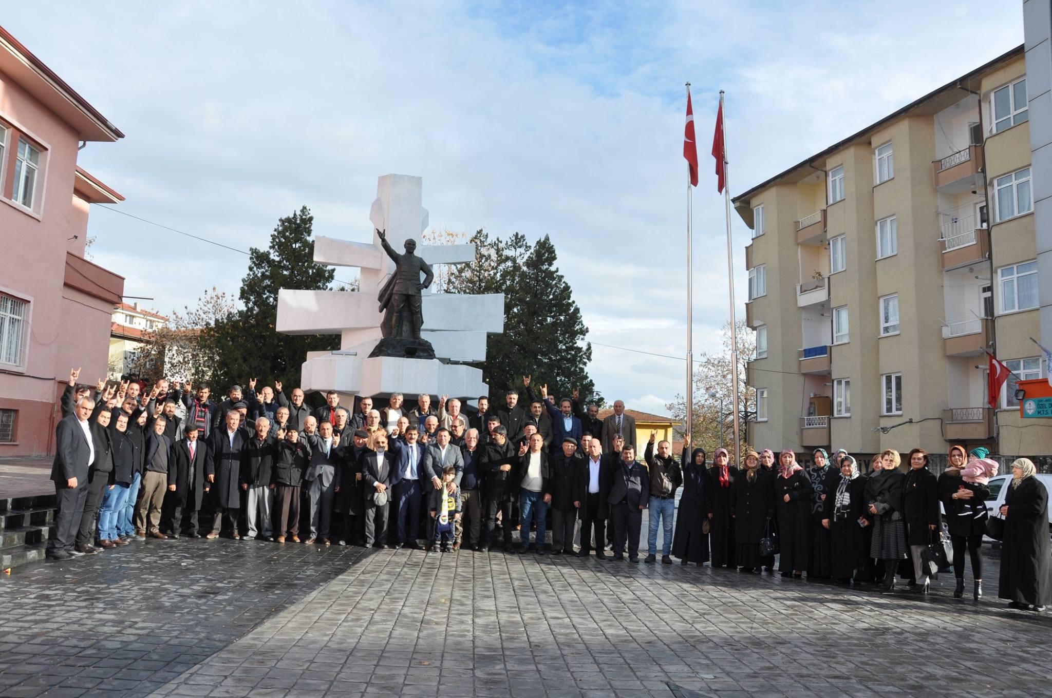 Şaban Köyhanoğlu Aday Adaylığını Açıkladı » Sungurlu Haber