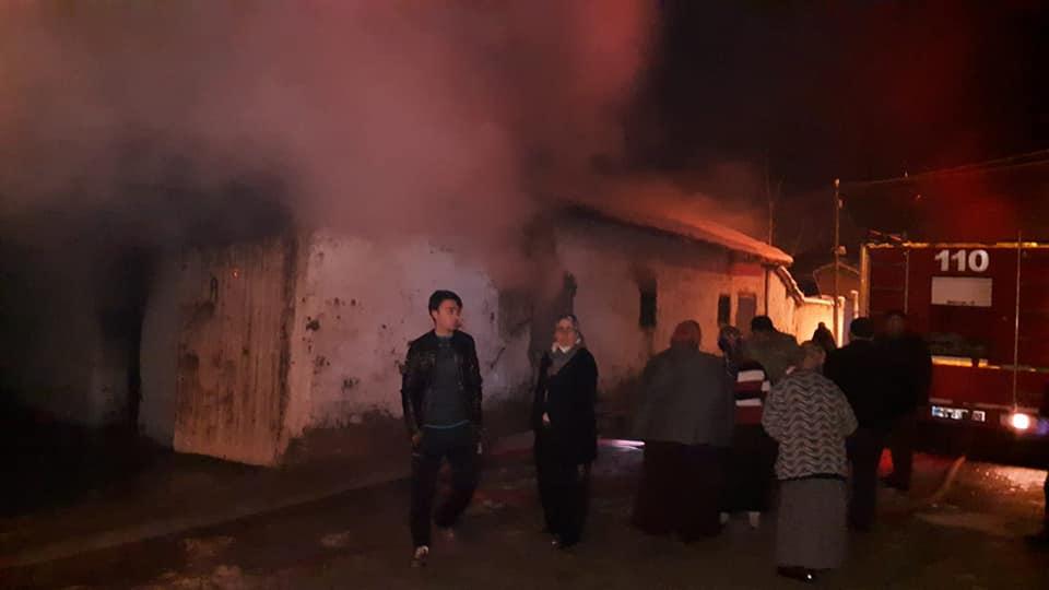 Yangın Korkuttu | Sungurlu Haber