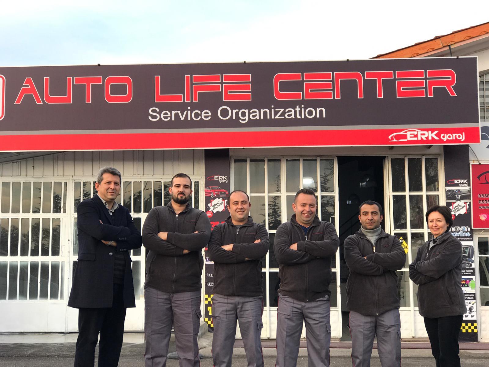 AUTO LIFE CENTER  - ALC  Çorum'da ERK GARAJ ile Hizmetinizde » Sungurlu Haber
