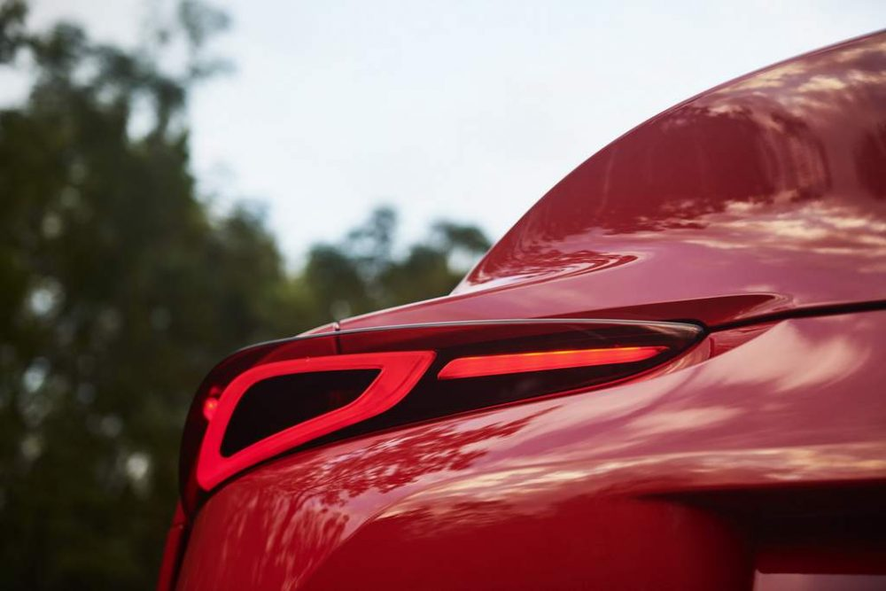 2020 Model Toyota Supra - Dış