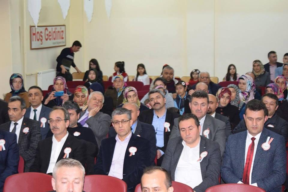 İstiklal Marşı'nın Kabulü ve Mehmet Akif Ersoy'u Anma Etkinlikleri Düzenlendi | Sungurlu Haber