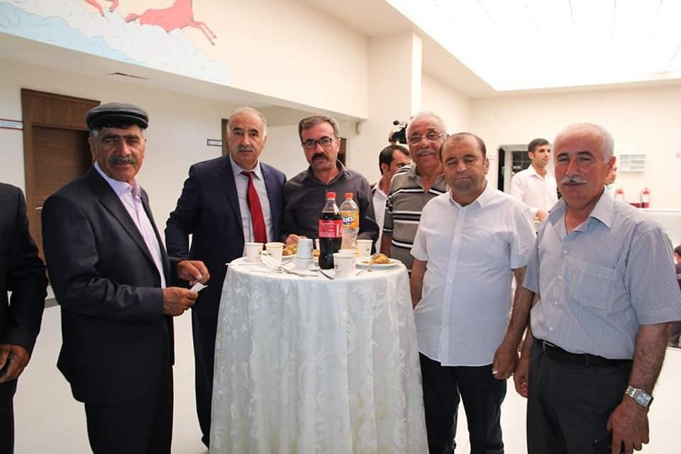 Belediyede Ramazan Bayramı bayramlaşma programı yapıldı.   Sungurlu Haber