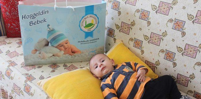 Sungurlu'da 678 Bebeğe 'Hoşgeldin' Dediler » Sungurlu Haber