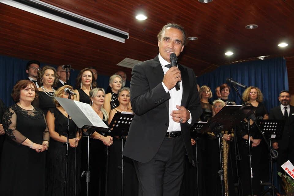Gönül Türküleri Korosu verdikleri Türk Halk Müziği konseri ile unutulmaz bir türkü şöleni yaşattı. | Sungurlu Haber