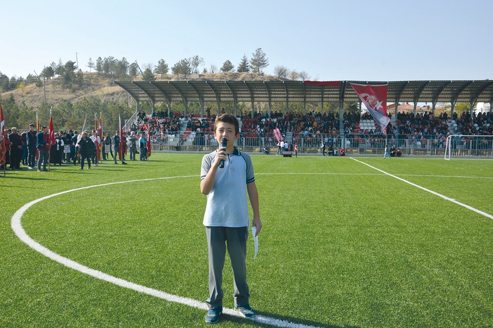 29 Ekim Cumhuriyet Bayramı Sungurlu'da düzenlenen programla kutlandı. | Sungurlu Haber
