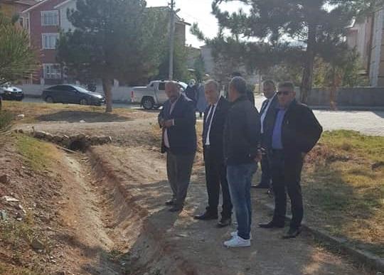 Sungurlu Belediye Başkanı Abdulkadir Şahiner, atıl vaziyette duran eski hayat yolunun bulunduğu alanda yeni çalışma başlatacaklarını söyledi. | Sungurlu Haber