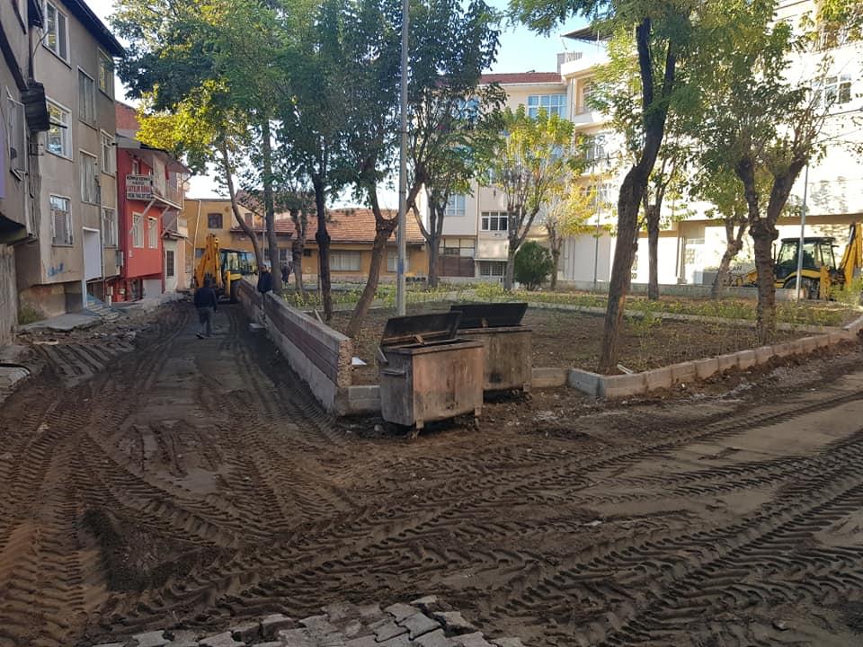 Sungurlu Belediyesi tarafından yıllarca el vurulmayan Pınar Hanım parkında başlatılan düzenleme çalışmasında sona yaklaşıldığı bildirildi. | Sungurlu Haber