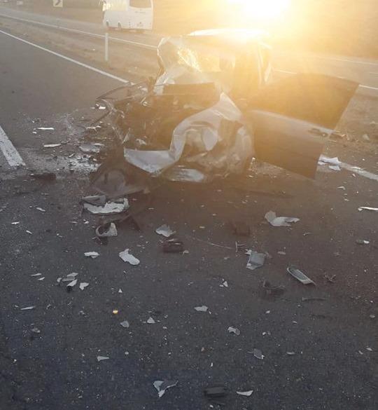 Sungurlu Terziler ve Berberler Esnaf Odası Başkanı Mutlu Karslı, Kırıkkale'nin Delice ilçesinde trafik kazası geçirdi. | Sungurlu Haber