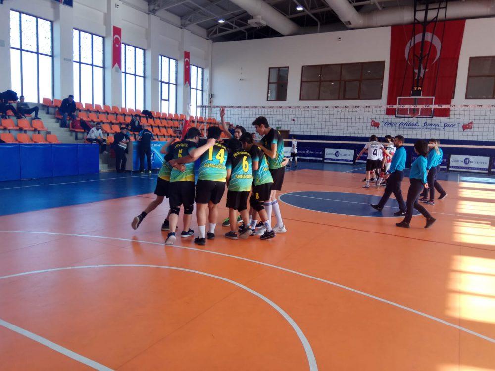 Şehit Ali Alıtkan Anadolu İmam Hatip Lisesi Finalde
