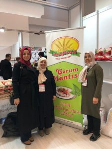 Türkiye Kooperatifler Fuarı Ankara'da açıldı. ATO Congresium'da düzenlenen fuara yurt içi ve dışından kooperatifler katılıyor.