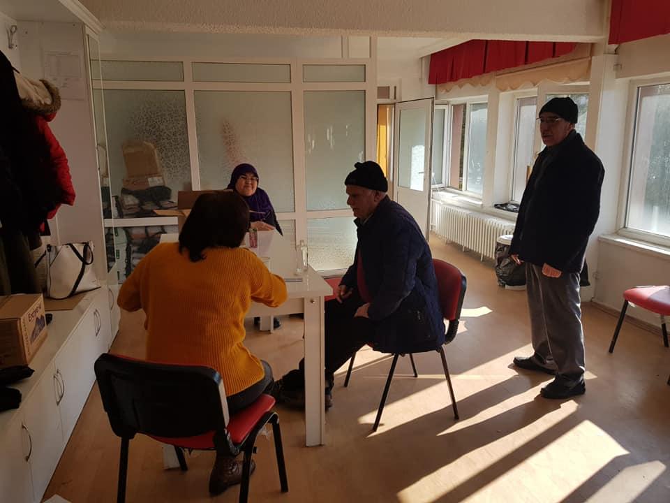 Sungurlu Belediye Başkanı Abdulkadir Şahiner, 3 gün boyunca devam eden yardım kampanyasında toplanan yardımların yarın yola çıkacağını duyurdu. | Sungurlu Haber