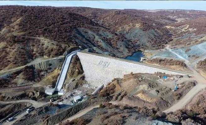 DSİ 54. Şube Müdürlüğü, Aşağıfındıklı Barajı sulama sezonunda çiftçilerin kullanımına açılacağını duyurdu. | Sungurlu Haber