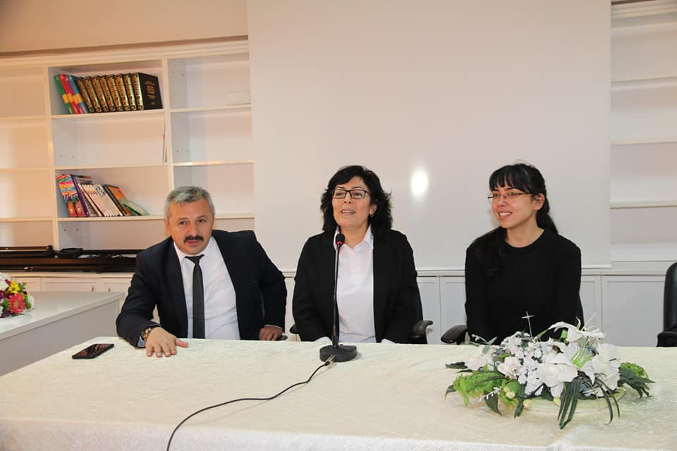 Sungurlu Belediyesi' nde 'Kadına Yönelik Şiddetle Mücadele' semineri düzenlendi. | Sungurlu Haber