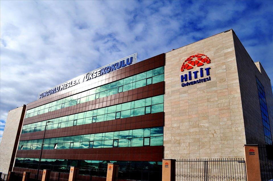 Hitit Üniversitesi Sungurlu MYO Kampüsü'nün üniversitenin 14. Kuruluş yıldönümü olan 17 Mart'ta törenle açılması bekleniyor. | Sungurlu Haber
