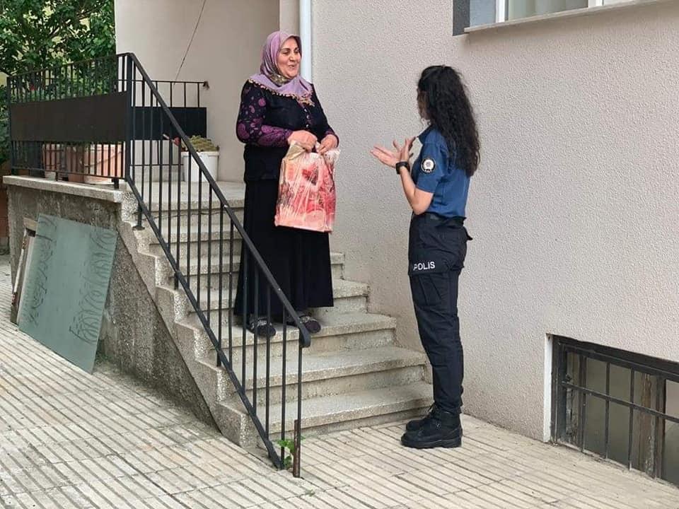 Boğazkale Kaymakamı ve Sungurlu Kaymakam vekili Yunus Ataman şehit yakınları ve gazileri ziyaret ederek bayramları kutlandı. | Sungurlu Haber