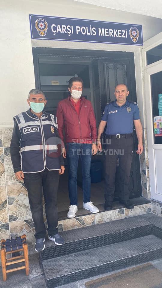 Sungurlu'da faaliyet gösteren Uyanıkerler Gıda tarafından Sungurlu'da güvenliği sağlayan polis ve jandarmaya yemek ve tatlı ikramı yapıldı. | Sungurlu Haber