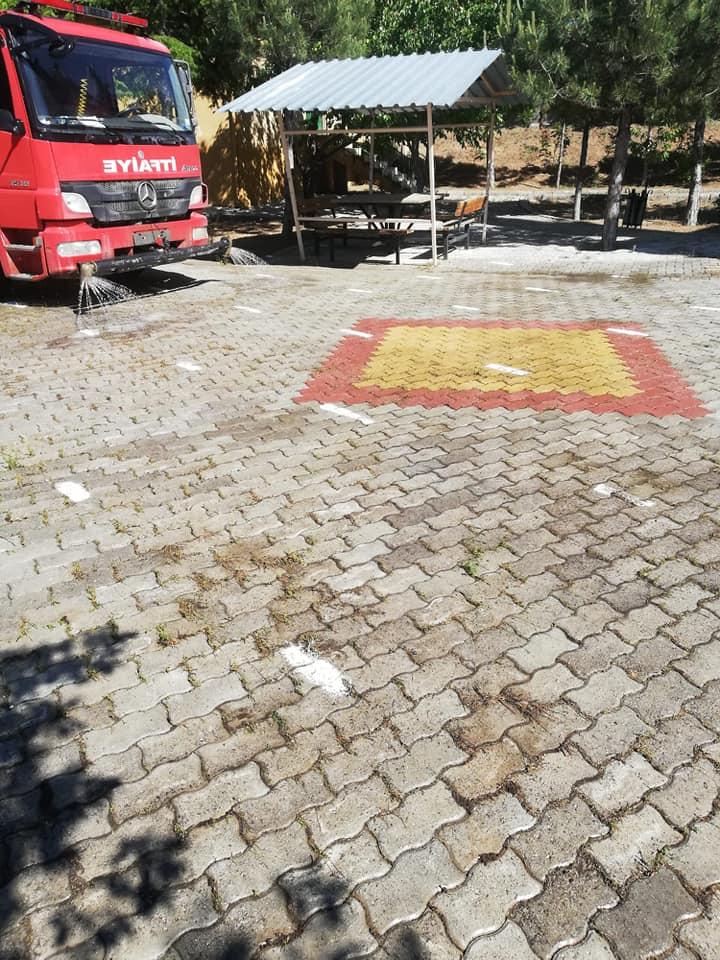 Sungurlu Belediyesi Cuma Namazı Öncesi Hazırlıklarını Tamamladı »