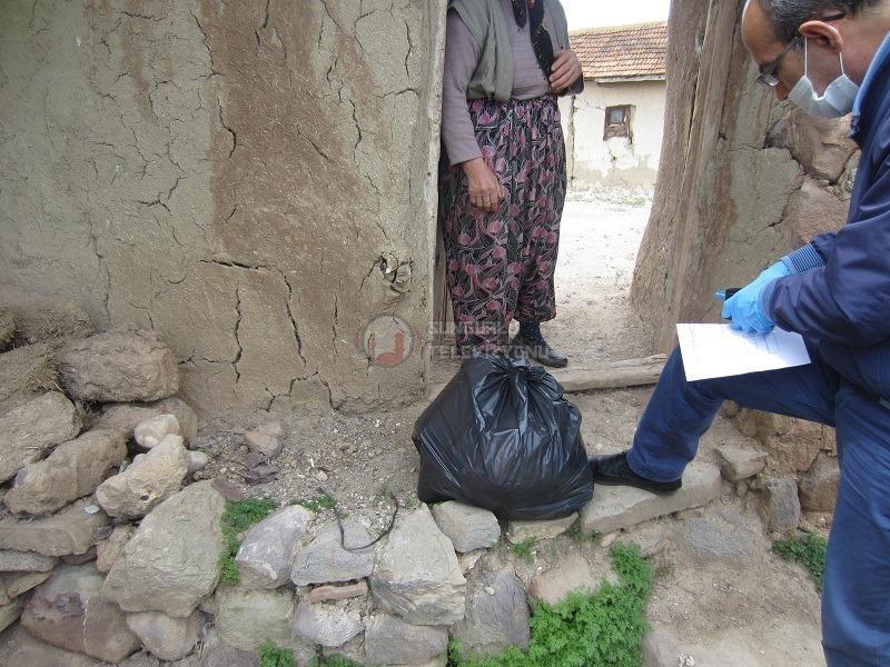 İhtiyaç Sahiplerine Gıda Yardımları Yapılmaya Devam Ediyor » gıda yardımları, sungurlu, sungurlu kaymakamlığı, yardım