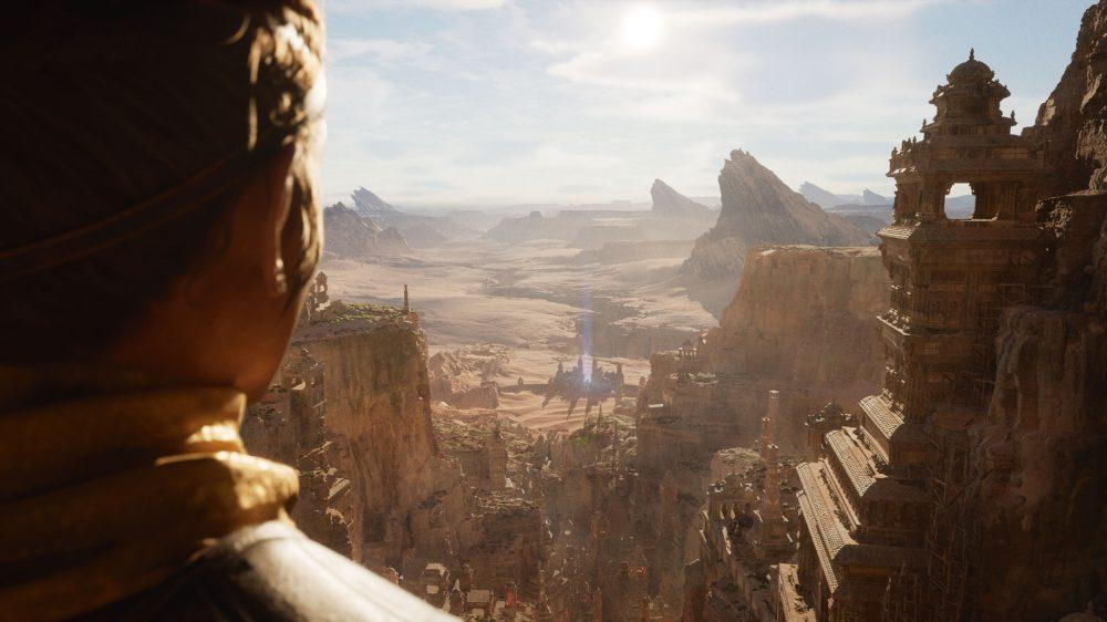 Epic Games, Unreal Engine 5'i resmi olarak tanıttı. PlayStation 5 üzerinde çekilen demo görüntüler harika grafik ve detaylara sahip. Hatta grafikler o kadar muhteşem ki görsellik olarak ilerleyen yıllarda oyun endüstrisi film endüstrisini geride bırakabilir. | Sungurlu Haber