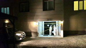 Sungurlu'da Bir Apartman Karantinaya Alındı (VİDEO) » sungurlu