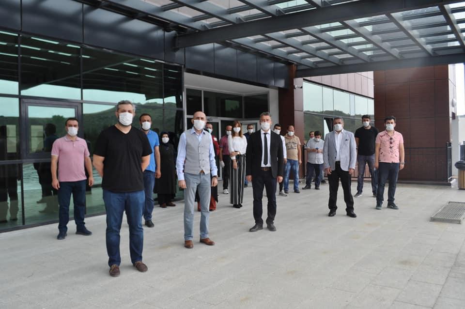 SUNGURLU MYO'DA DEVİR TESLİM GERÇEKLEŞTİ » hitit myo, hitit üniversitesi, sungurlu haber, sungurlu myo, sungurlu yüksekokul