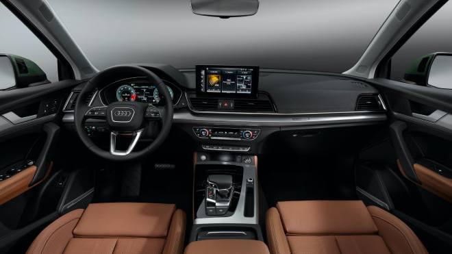 Bir süredir kamuflajlı test görüntüleriyle geleceğini adım adım hissettiren Audi Q5 için geri sayım günleri sonra erdi. 2021 model yılıyla beklenen makyaj operasyonuna kavuşan Audi Q5, her noktasında yapılan dokunuşlarla macerasına devam ediyor. | Sungurlu Haber