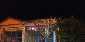 şiddetli rüzgar sitenin çatısını uçurdu sungurlu traktör galericiler