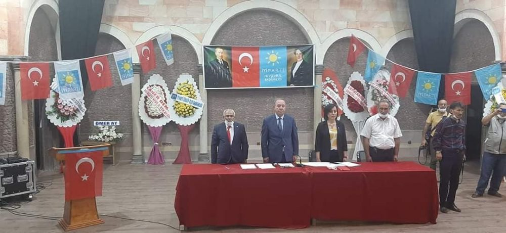 Başkan Şahiner Nevşehir'de Divan Başkanlığı Yaptı | Sungurlu Haber