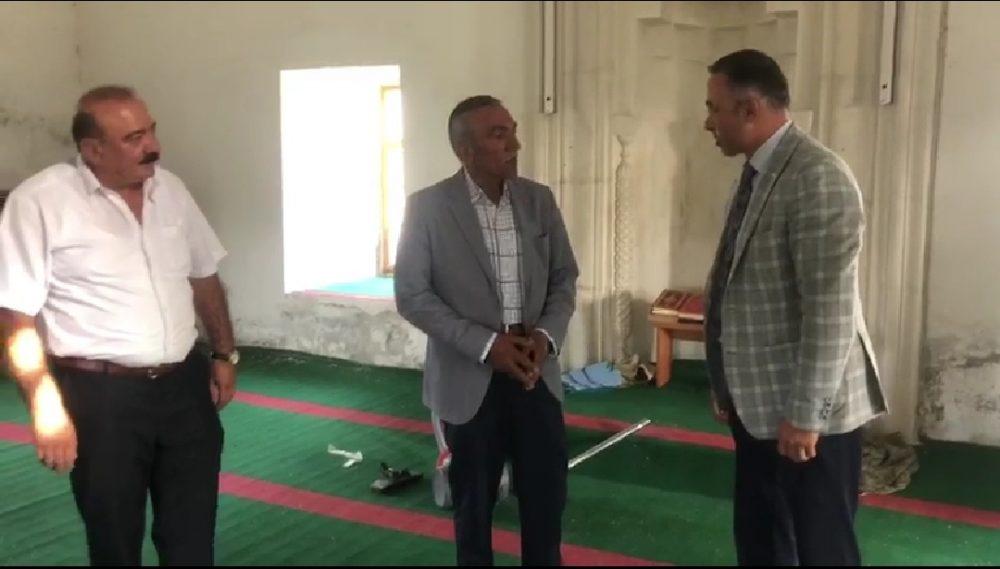 6 Asırlık Camiye Sahip Çıkılmalıdır » cami, ergülü baba, sungurlu, yörüklü köyü