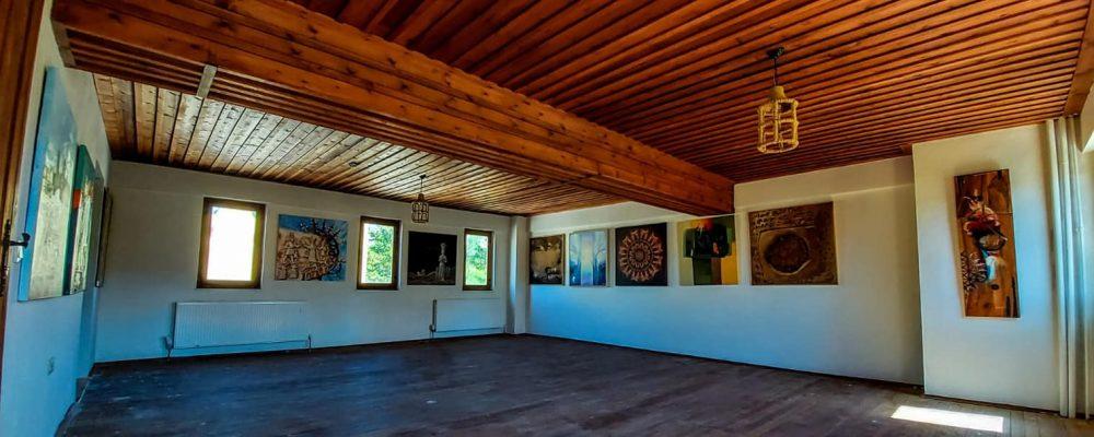 Hitit Sanat Galerisi Hizmete Girdi »