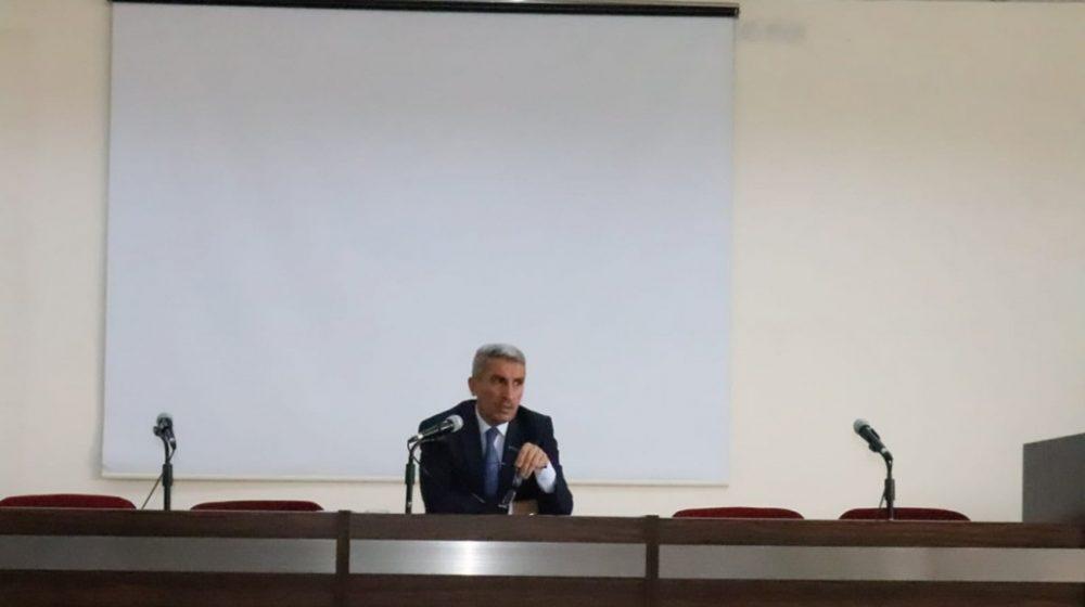 İlçe Milli Eğitim Müdürleri Toplantıda Bir Araya Geldi | Sungurlu Haber