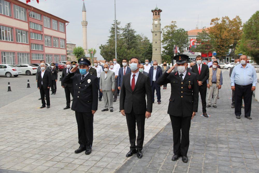 Gaziler Günü  Törenle Kutlandı » gaziler günü