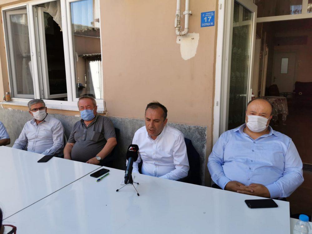 AK Parti Çorum Milletvekili ve MKYK Üyesi Ahmet Sami Ceylan, Çorum Otizm Gönüllüleri Derneği'ne ziyarette bulundu. | Sungurlu Haber