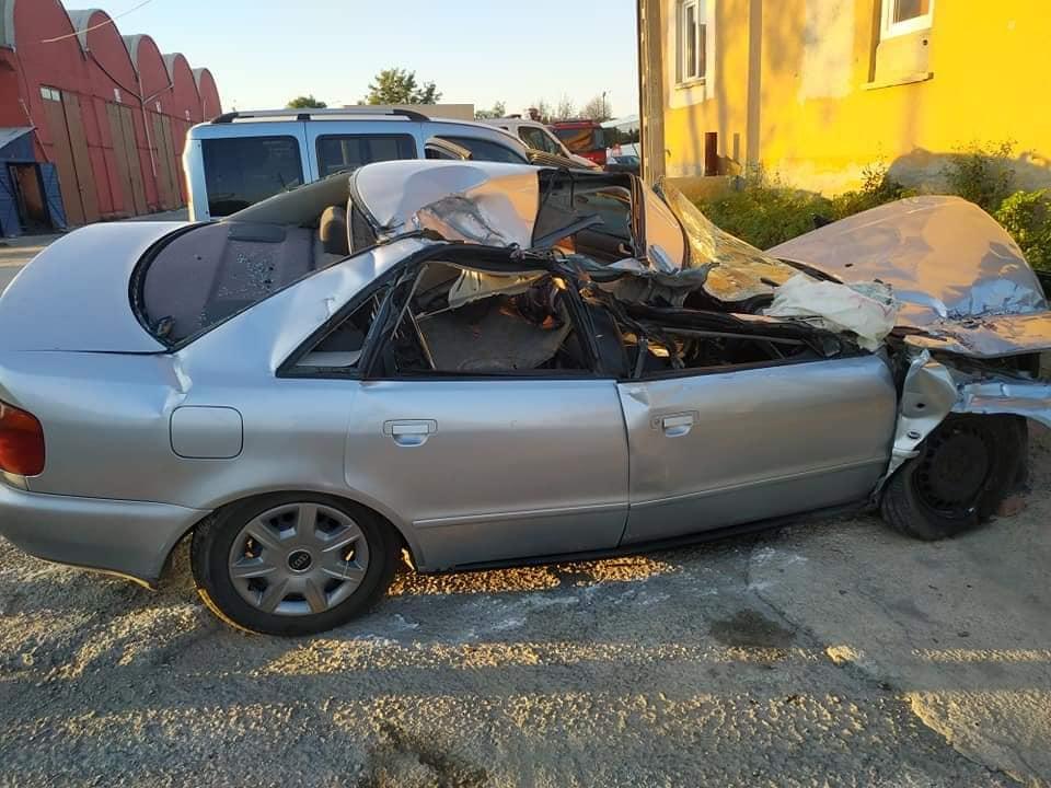 sungurlu kaza 2 yaralı