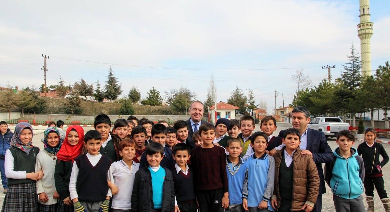sungurlu belediyesi başkan şahiner mesaj
