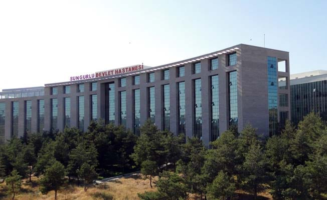 sungurlu devlet hastanesi
