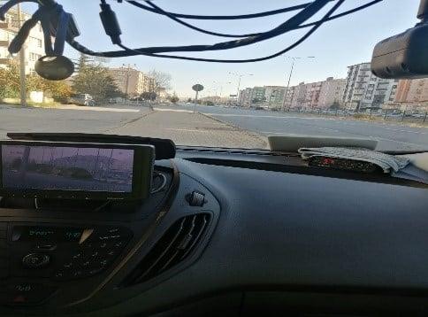 Sungurlu'da meydana gelen kazaları önlemek için radar hız kontrolü denetimi başlatıldı. | Sungurlu Haber