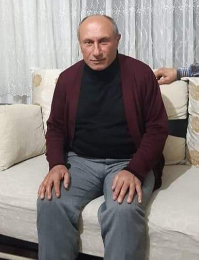 Sungurlu eşrafından, Kıbrıs Gazisi Refik Karayel hayatını kaybetti.