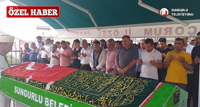 Sungurlu Belediye Başkanı Abdulkadir Şahiner, 2020 yılında ilçede 555 kişinin vefat ettiği bildirdi. | Sungurlu Haber