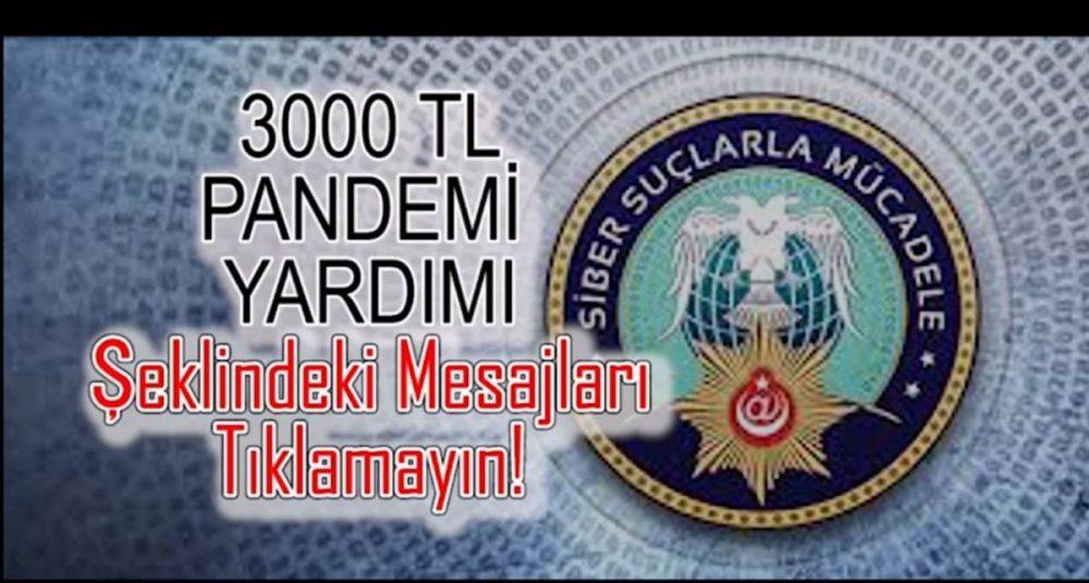 Diyarbakır İl Emniyet Müdürlüğü Siber Suçlarla Mücadele Şube Müdürlüğü ekipleri, hazırladığı video ile 'pandemi yardımı' adı altında dolandırıcılıklara karşı vatandaşları uyardı. | Sungurlu Haber