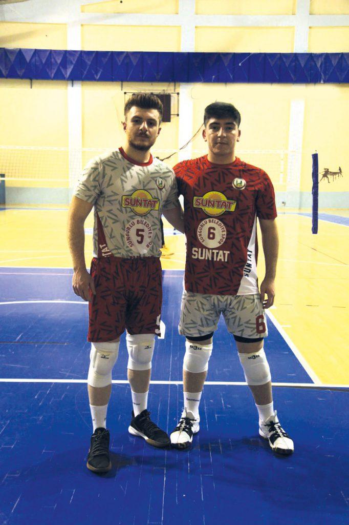 Türkiye 2. Voleybol ligin de ilimizi ve ilçemizi temsil eden Sungurlu Belediyesi voleybol takımı başarılı geçen 1. devrenin ardından 2. devre için çalışmalarına başladı. | Sungurlu Haber