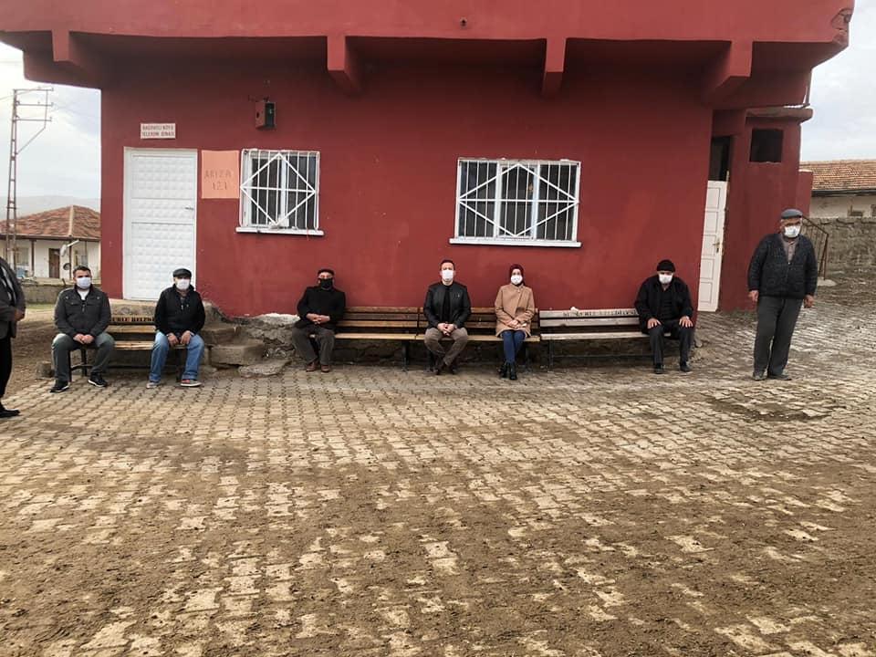 Sungurlu Kaymakamı Fatih Görmüş ilçede okul ziyaretlerine ve ilçemize bağlı köylerde ziyaret ve incelemelerde bulunmaya devam ediyor. | Sungurlu Haber