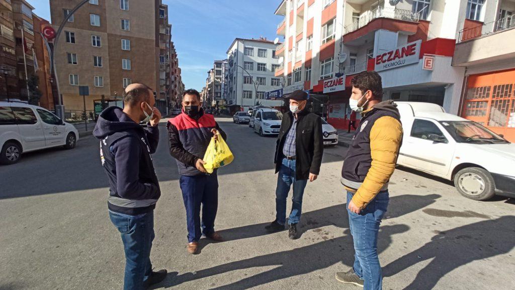 Sungurlu Madeni Sanatkârlar Esnaf Başkanı Hakkı Vargeloğlu